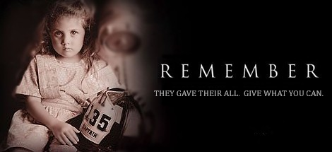 Remember Our Heroes It doesn't take a hero to <a href=